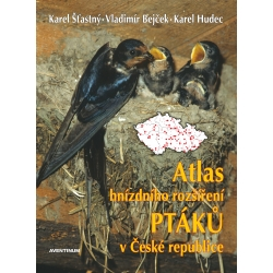 Atlas hnízdního rozšíření ptáků v ČR 2001-2003 a Ptačí oblasti ČR