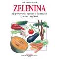 Zelenina, její pěstování a význam v ilustracích Zdenky Krejčové