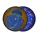 Otočná mapa hvězdné oblohy (kapesní)