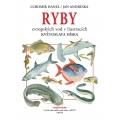 Ryby evropských vod v ilustracích Květoslava Híska